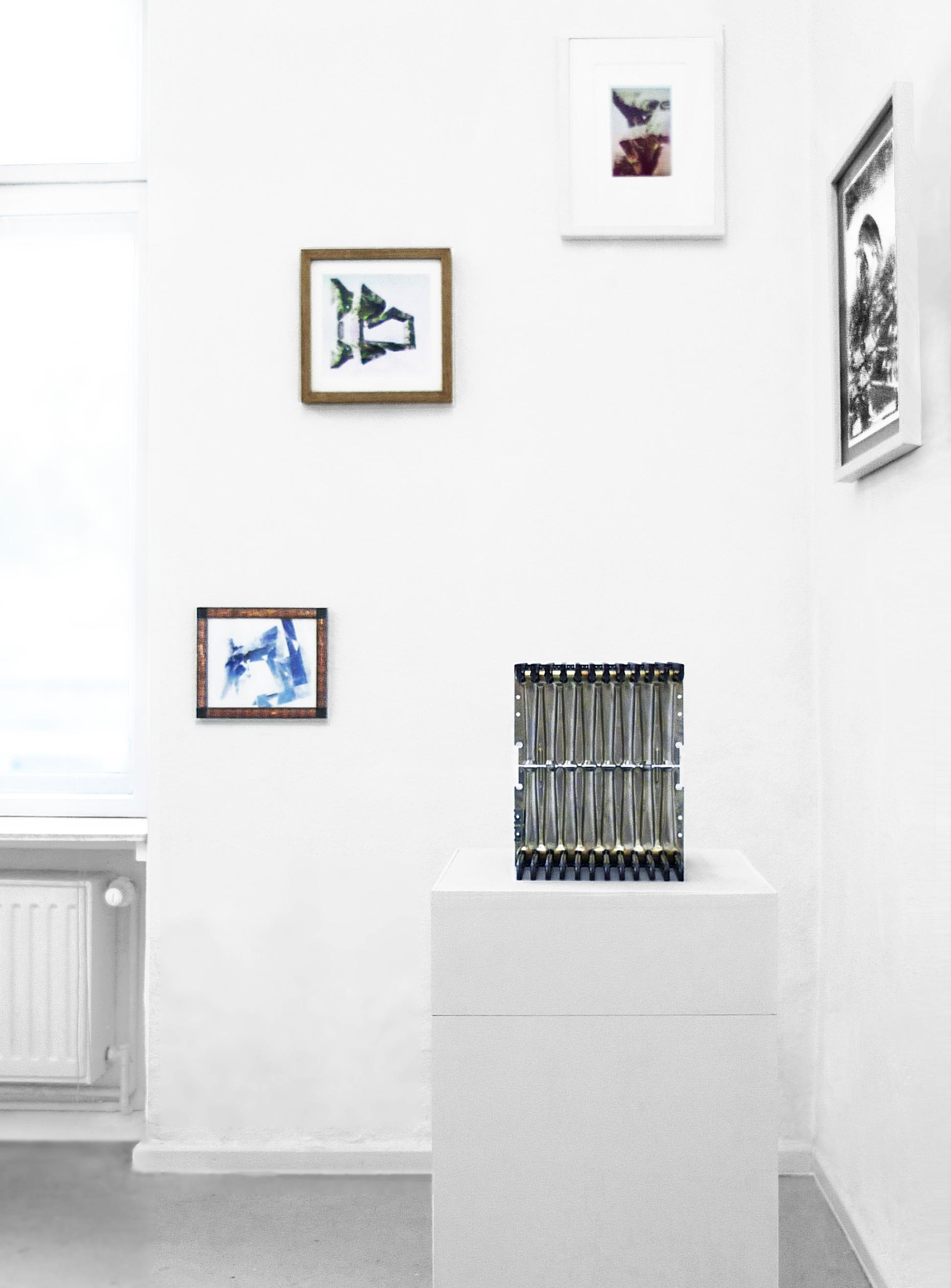 22.05. - 06.06. 2015 CultD Galerie, Berlin: `John Maibohm