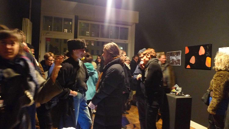 07. 01. 2017 Kreuzberg Pavillon, Berlin: `the early days