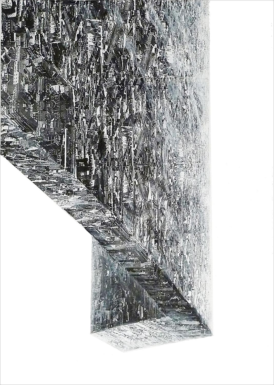 Turmwand, 2007 - JOHN MAIBOHM