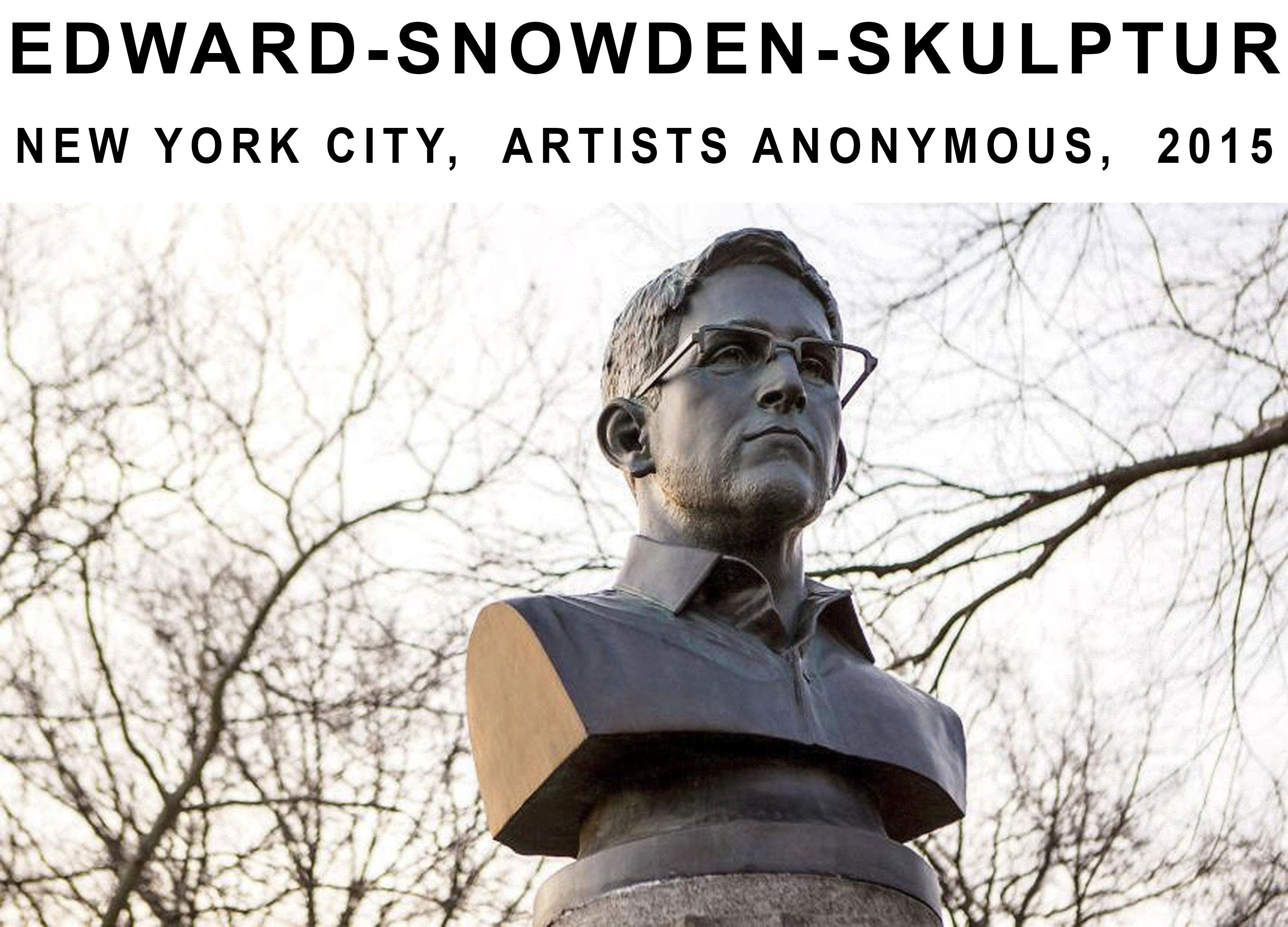 EDWARD SNOWDEN HERO ! FREIHEITSHELD ! FÜR UNSER ALLER