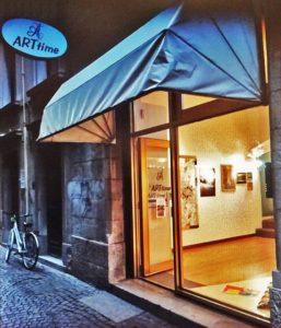 John Maibohm Galleria Arttime Udine, Ausstellung Magische Athmosphären 2019