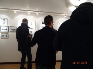 John Maibohm Galleria Arttime Udine, Magische Athmosphären, Ausstellungseröffnung_07