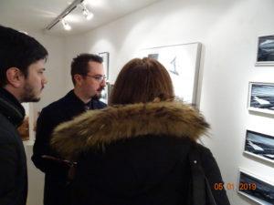John Maibohm Galleria Arttime Udine, Magische Athmosphären, Ausstellungseröffnung_03