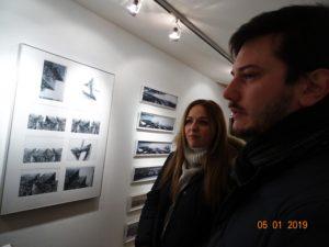 John Maibohm Galleria Arttime Udine, Magische Athmosphären, Ausstellungseröffnung_08