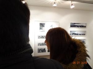 John Maibohm Galleria Arttime Udine, Magische Athmosphären, Ausstellungseröffnung_04